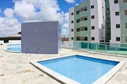 Apartamento para Locação Anual - Geisel, João Pessoa - 55m², 1 vaga