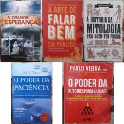 Livros usados Entrega a combinar Desconto em todos