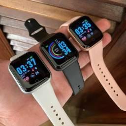 relógio smartwatch d20 bluetooth intelgente novo pro 2021