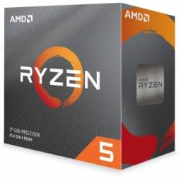 Processador AMD Ryzen 5 3600 3.6GHz (4.2GHz Turbo) - Loja Natan Abreu