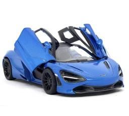Miniatura De Ferro McLaren 720s 12cm 1:36