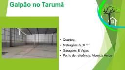 Título do anúncio: galpão no tarumã - R$ 3.000.000