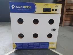 Chocadeira automática 126 ovos Agrotech