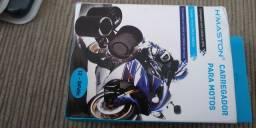 Carregador de celular para motos , USB e acendedor