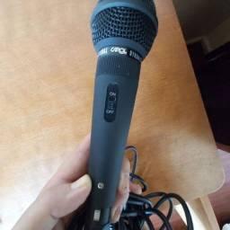 Microfone Carol
