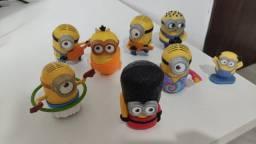Coleção Minios Mc Donalds