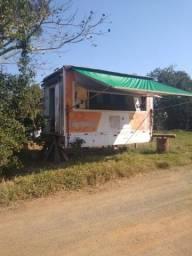Vendo baú ford truk para comércio