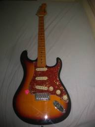 Guitarra Tagima Tg530 - Woodstock series - Sunburst