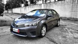 Toyota Corolla GLi 1.8 Flex Automático - Blindado N3A