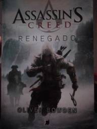Livro assassins creed Renegado
