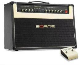 Troco amplificador novo Borne Evidance 100