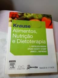 Livro Krause Nutrição e Dietoterapia