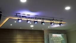 Iluminação para festa e eventos