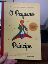 Livro O Pequeno Príncipe- Antonie de Santi Exupéry