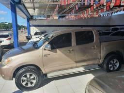 Toyota hilux 2.5 4x2 e na j.rautos seminovos