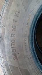 4 pneus 245/70 r16