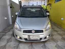 Fiat Idea Attractive 1.4 Completa + GNV - 2012