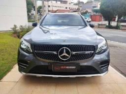 Mercedes-Benz GLC 43 AMG 3.0 V6 - 17/18 - 19.400km - Blindada - Único Dono!