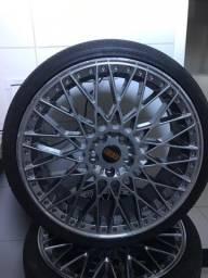 Rodas BBS aro 20, sem os pneus