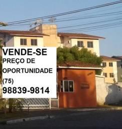 Apartamento 2/4 Princesa do Sertão pertinho do Centro de Feira