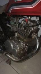 Motor OHC 3mm