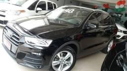 Audi Q3 1.4 Prestige Stronic (Flex) 2018 2019 Preto