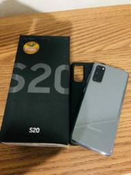 Samsung S20 zero, sem detalhes ** Troco