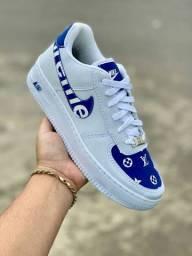 Tênis Casual Nike Air force Louis Vuitton