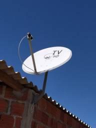 Instalação de antenas e aparelhos de televisões !