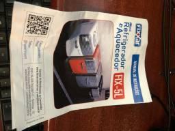 Mini Refrigerador e Aquecedor FIXXAR 5 Litros