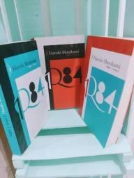 Trilogia 1q84 - Haruki Murakami (saldão de ano novo!!)