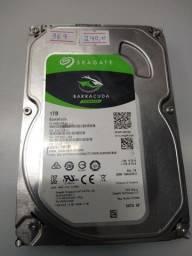 HD 1TB P/ PC ou DVR C/ Garantia