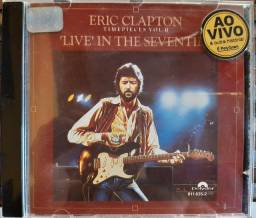 Cd Eric Clapton Timepieces Vol II Live In The Seventies