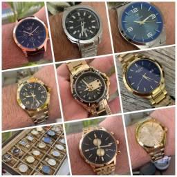 Mega promoção de relógios pronta entrega em São Luís. Só chamar e enviamos.