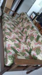 Sofá cama solteiro