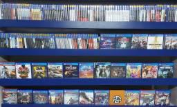 Jogos de Playstation 4 com garantia- SOMOS LOJA