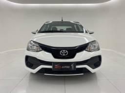 Título do anúncio: Toyota Etios Sedan X 1.5 Automático 2020