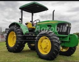 Trator John Deere 5078E 4x4