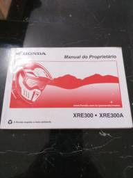 Manual xre 300
