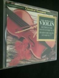 Classical Treasures: The Romantic Violin