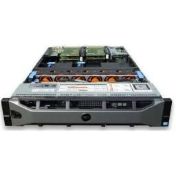 Servidor Dell R720 - 2x Octaccore - 128GB - 2 tera de HD