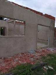 Casa em construção km 39 Campo Lindo