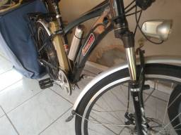 Bicicleta elétrica barata urgente