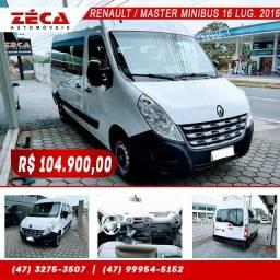 Master Minibus 16L 2016 70.000 km
