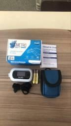 Oximetro para medir Oxigenio com alarme