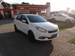 FIAT GRAND SIENA ATTRACTIVE 1.4 8V Branco 2015/2016