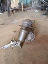 Compressor de ar direito