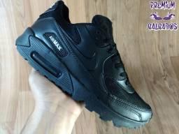 Tênis Nike Air max 90 preto - Fazemos entregas