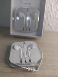 Fone earpods saída 3* são luís