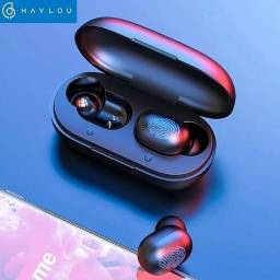 *Promoção* Fone de ouvido Bluetooth Xiaomi Haylou GT1 Novo (Original)